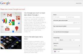 Googleplus account maken