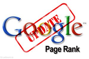 google pagerank update 2013
