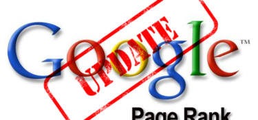 Pagerank update Google