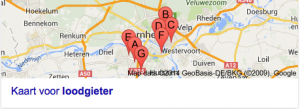 Google Places Loodgieter