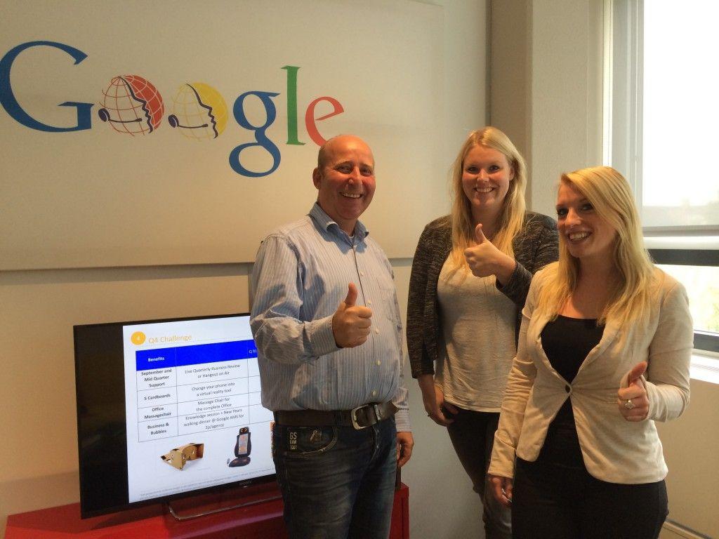 Saleswizard is Google Partner en daarmee een goede partij voor zoekmachine optimalisatie