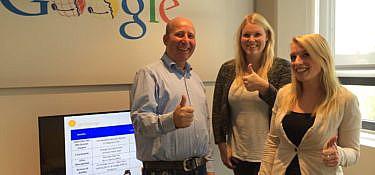 Saleswizard uitverkozen tot 1 van de meest belovende Google Partners