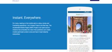 Google introduceert AMP voor snelle mobiele websites