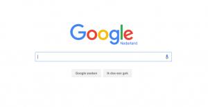 Google locatiefilter verwijderd