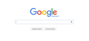 Locatiefilter in Google verwijderd