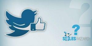 Twitter aan Facebook koppelen