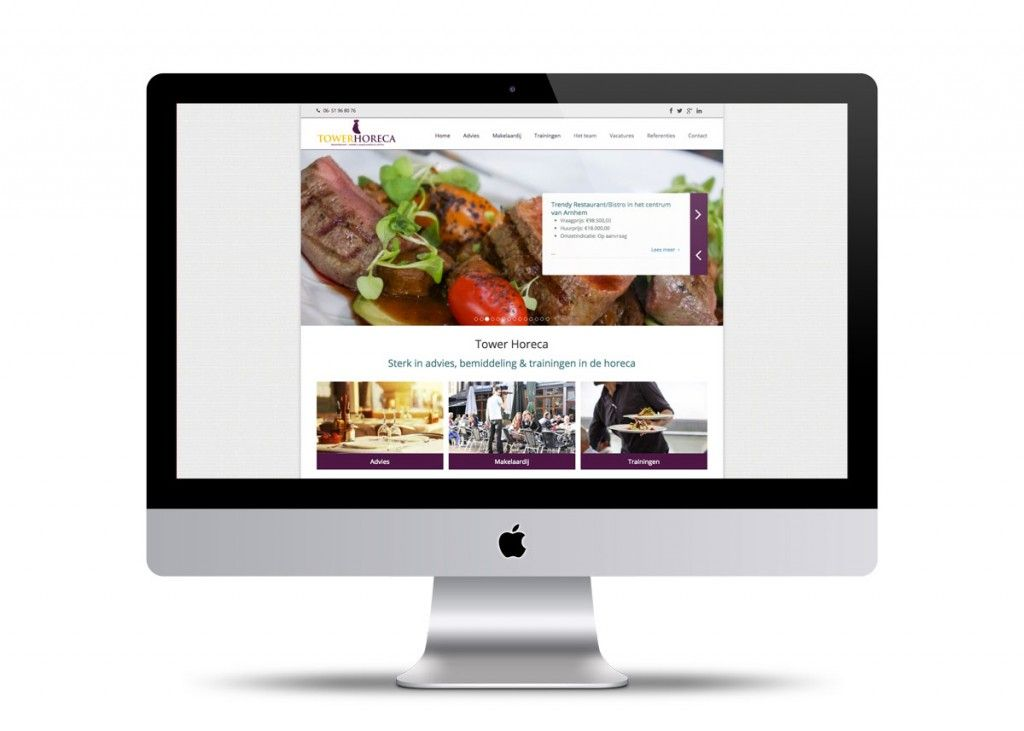 webdesign Apeldoorn nodig?