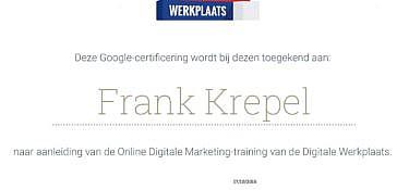 89 Online Marketing Lessen van Google