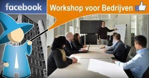 Facebook workshop voor bedrijven