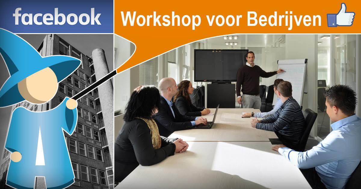 workshop Facebook Marketing
