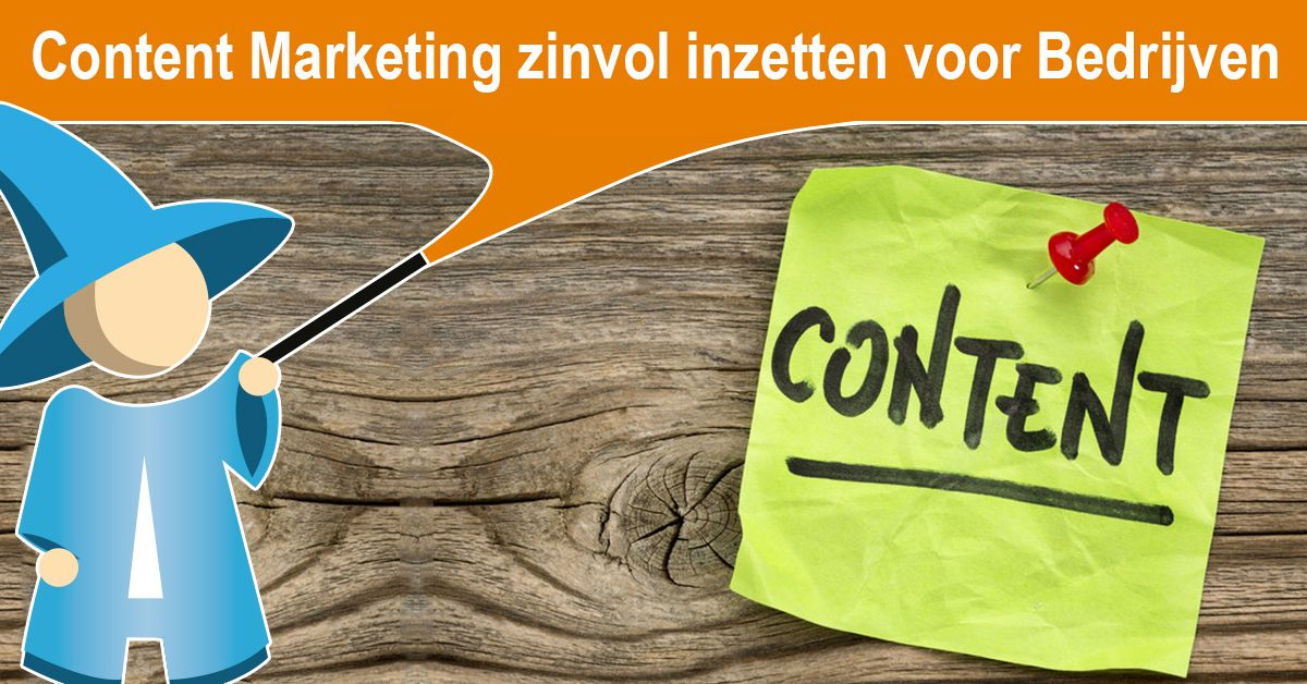 Blog content marketing