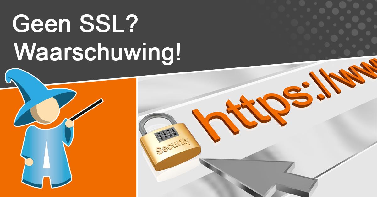 SSL Certificaat installeren