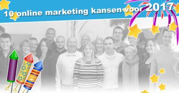 Online marketing kansen 2017