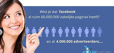 Waarom hebben zoveel ondernemers wel succes met Facebook?