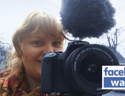 Facebook start Facebook Watch