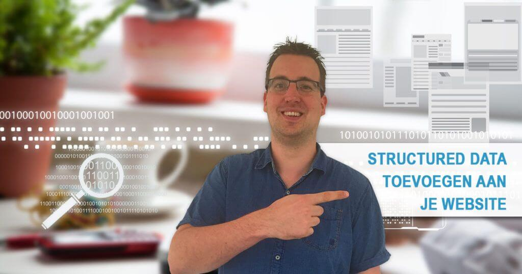 Hoe voeg je structured data toe aan je website?