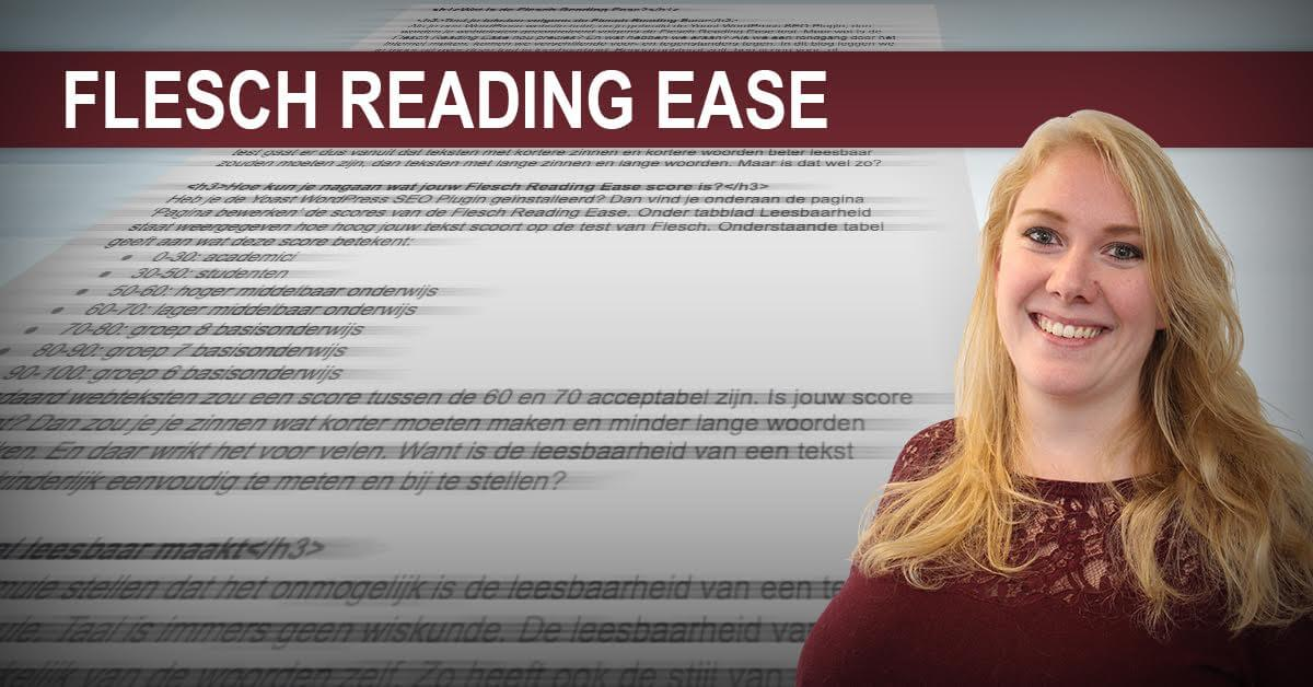 Flesch reading Ease