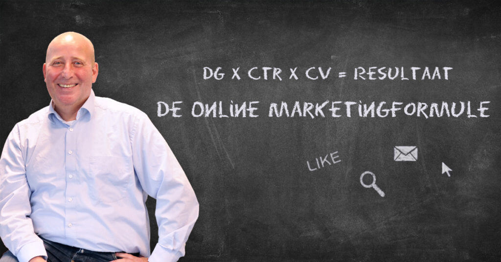De Online Marketing Formule
