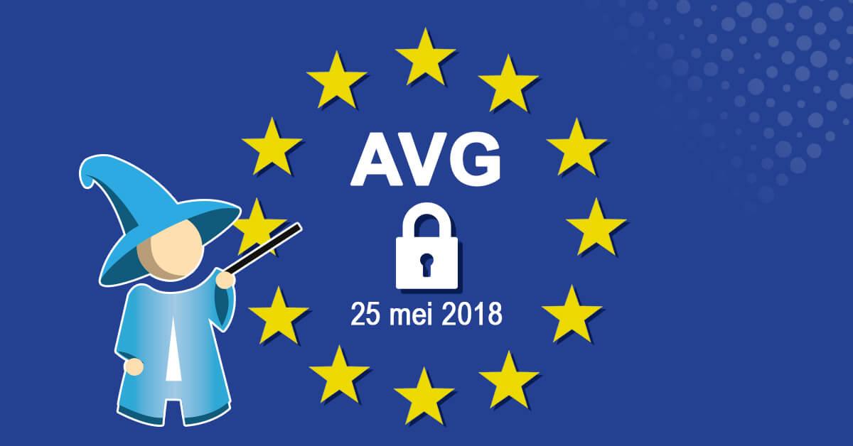 AVG - GPDR stappenplan