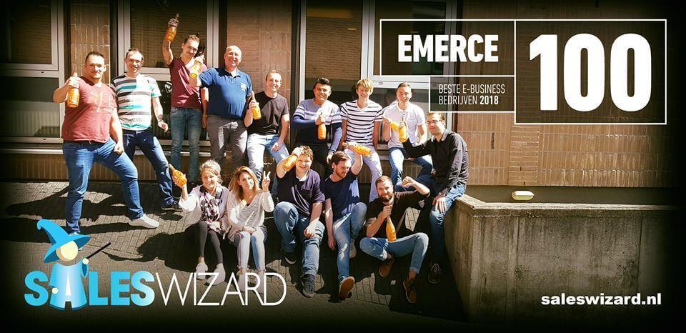 Emerce Top 100 2018