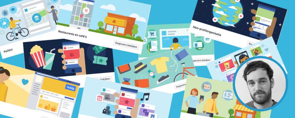 Wat zijn Facebook sjablonen?