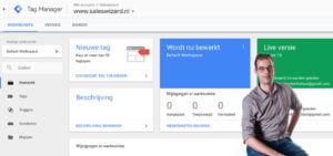 Google Tag Manager Tutorial GTM instellen en installeren