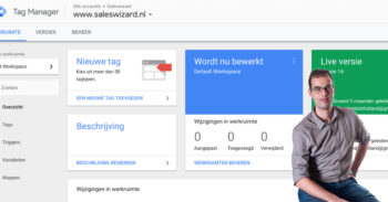 Google Tag Manager Tutorial GTM instellen en installeren