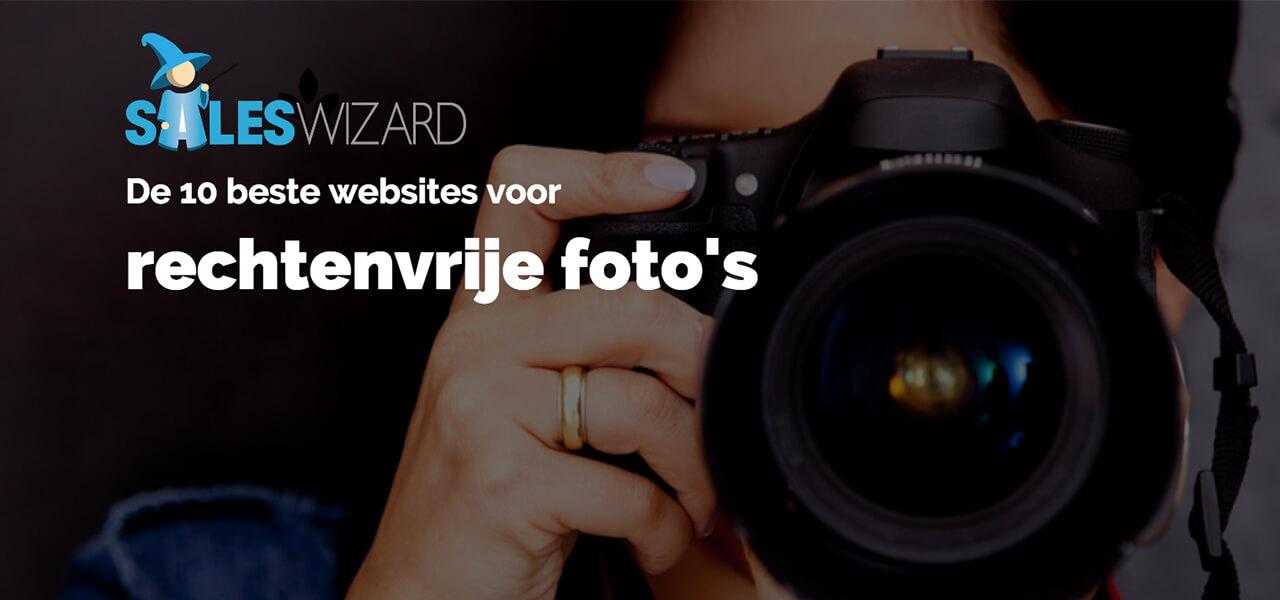 Websites met rechtenvrije foto's