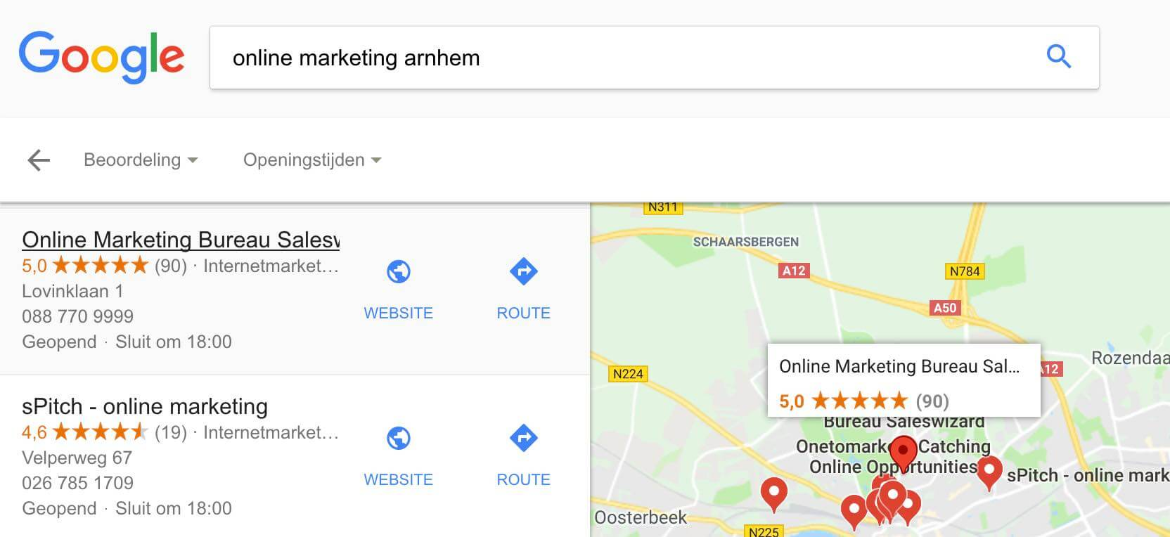 Online Marketing Arnhem