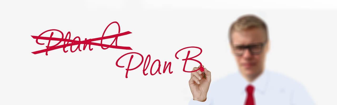 Tijd voor plan B