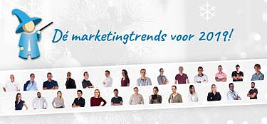 Dé 22 online marketing trends in 2019