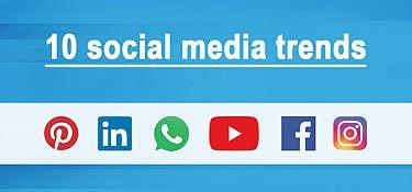 De 10 belangrijkste social media trends in 2020