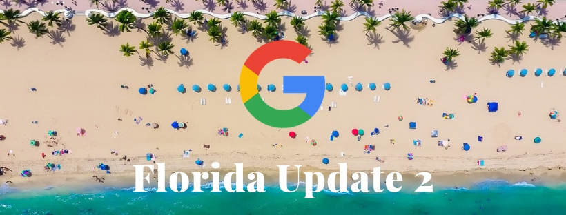 Google Florida 2 Update