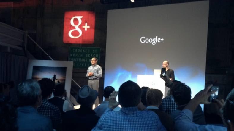 Lancering Google Plus