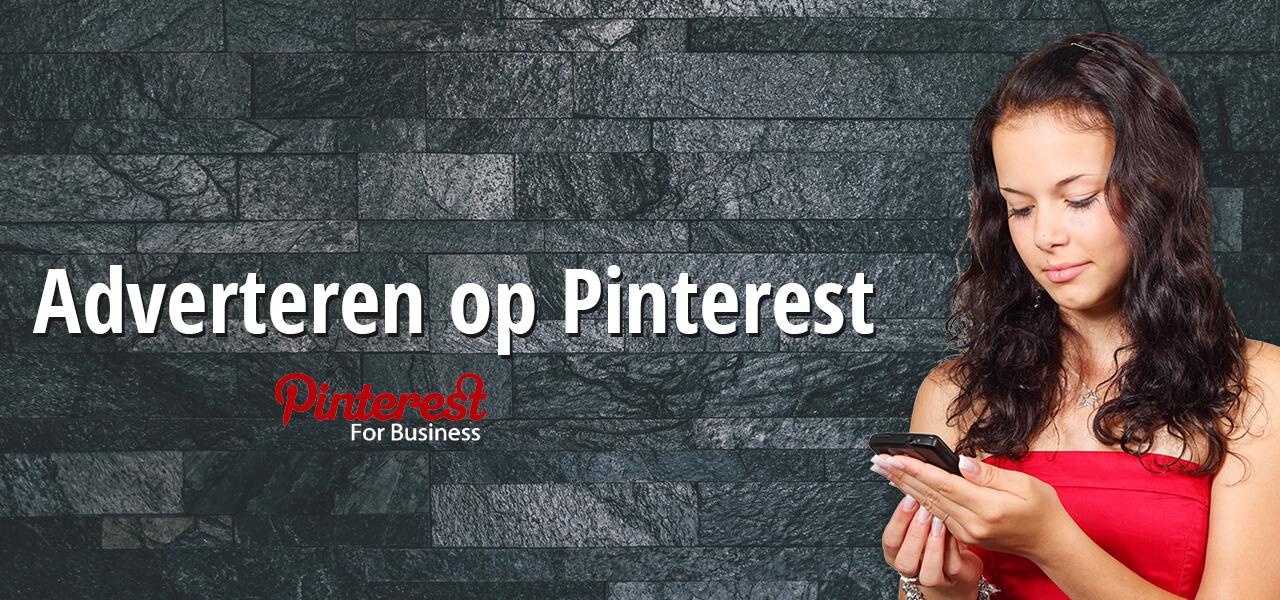 Adverteren op Pinterest