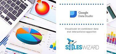 Google Data Studio: Maak interactieve rapporten in 6 stappen