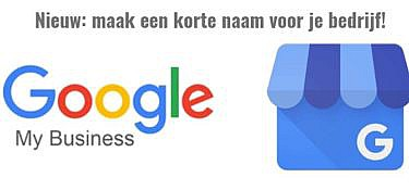 Heb jij jouw korte URL in Google Mijn Bedrijf al geclaimd?