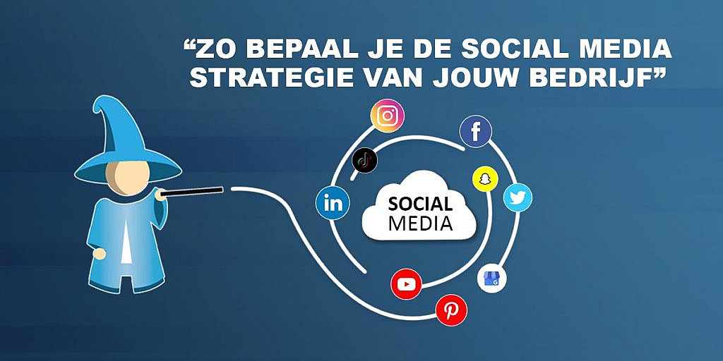 In 10 stappen de ultieme social media strategie