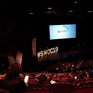 Social Media Ondernemers Congres - De Zaal