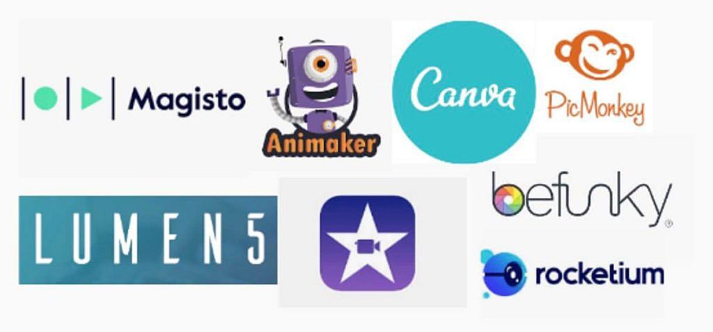 Tools voor banners en filmpjes