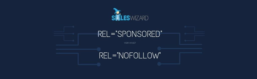 """Nieuw: Rel=""""sponsored"""" link attribuut"""