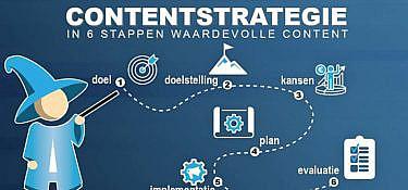 Contentstrategie: in 6 stappen naar waardevolle content