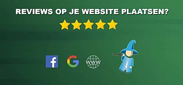 Reviews op je website plaatsen met Google & Facebook