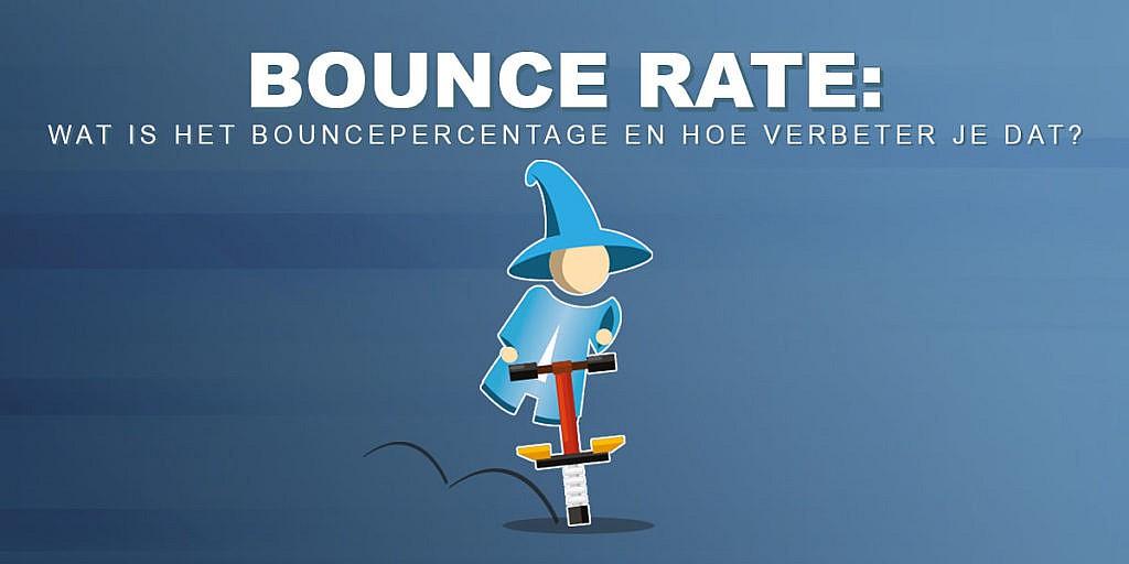Bounce Rate: Wat is het bouncepercentage en hoe verbeter je dat?