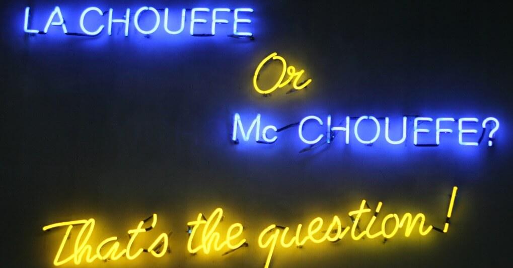 La Chouffe - voorbeeld van een verzonnen verhaal