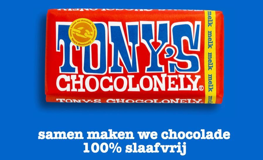 Storytelling voorbeeld-Tony Chocolonely