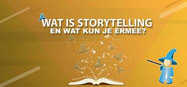 Wat is storytelling? Lees deze handige uitleg met voorbeelden!