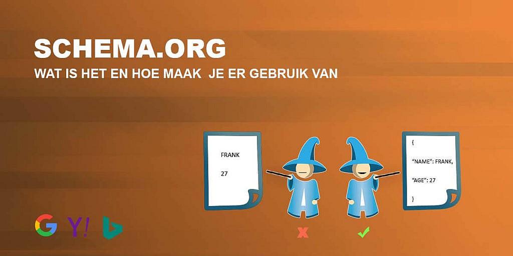 Schema.org: wat is het en hoe maak je er gebruik van?