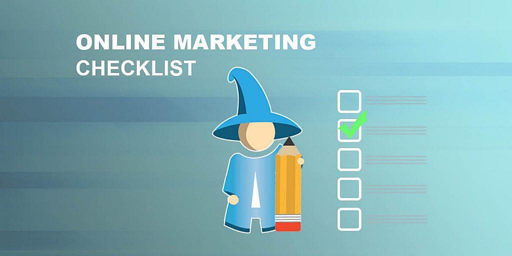 Dé Online Marketing Checklist – editie 2020