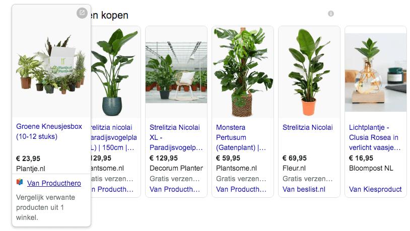 Google Shopping CSS Partner